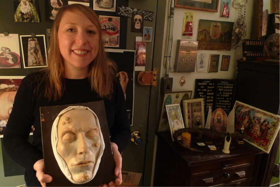 Voices of the Modern Museum: Joanna Ebenstein of the Morbid Anatomy ...
